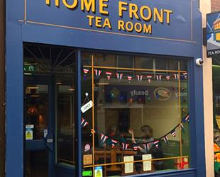 The Home Front Tea Rooms