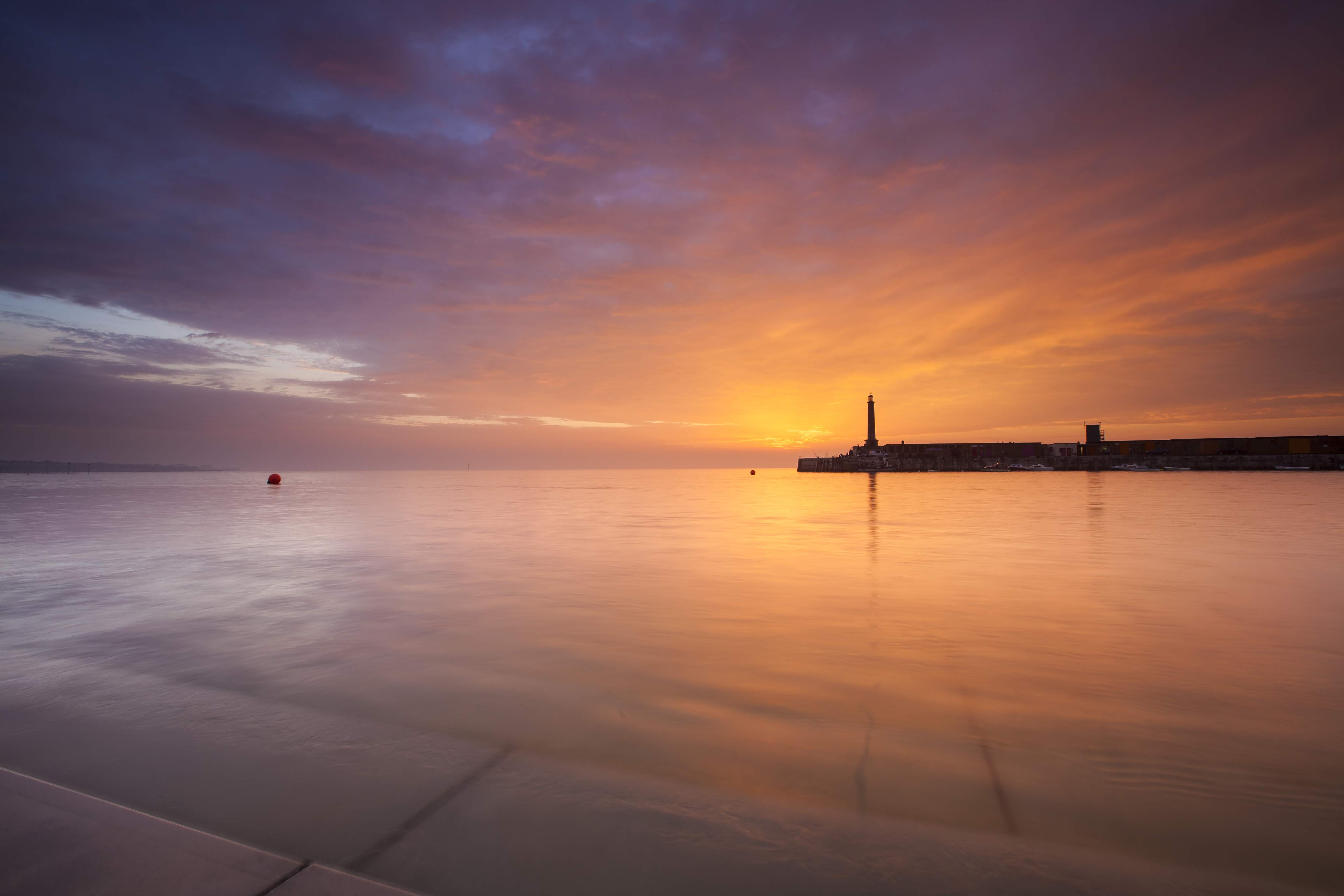 Margate Harbour Arm. Thanet Tourism