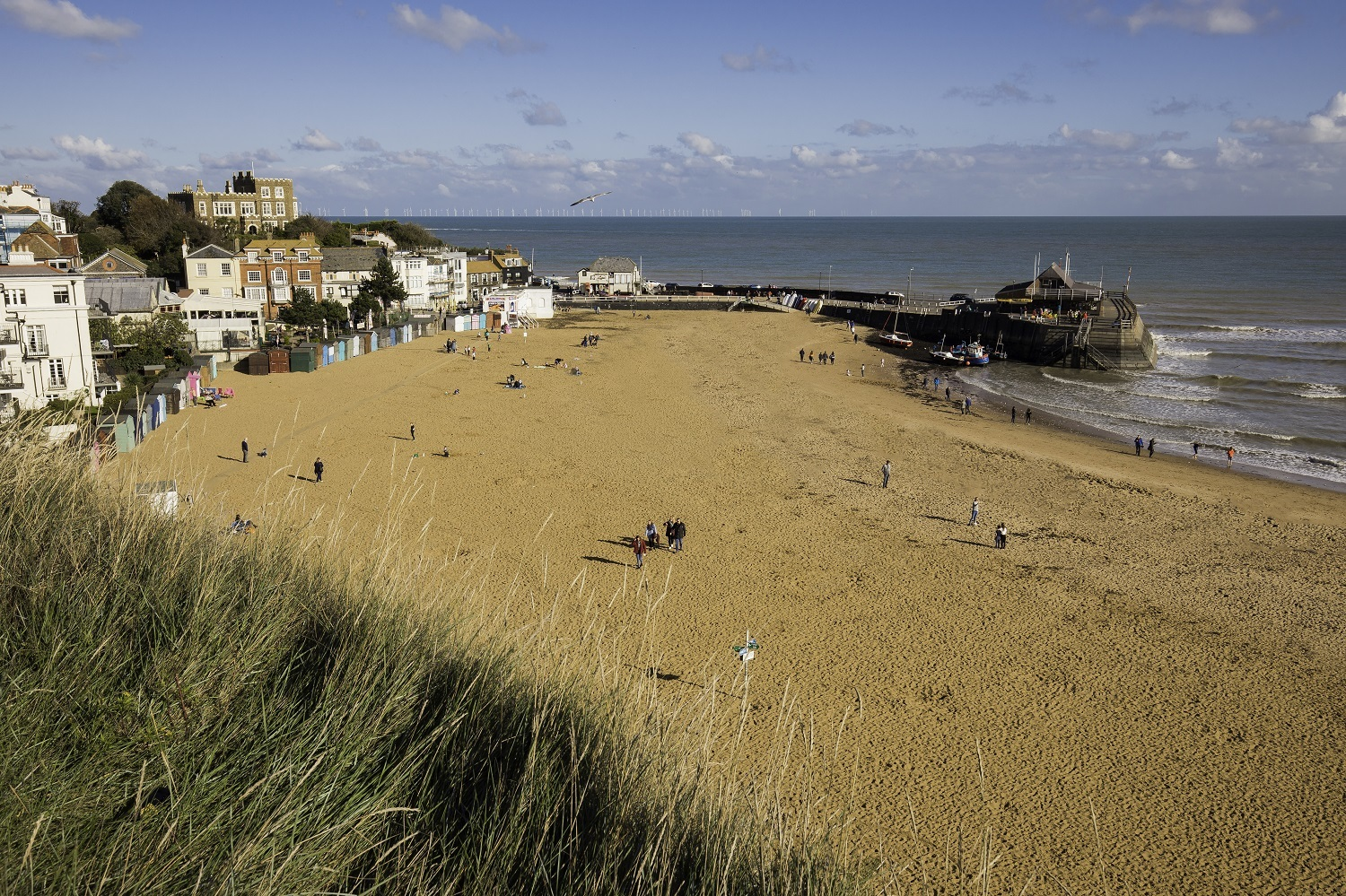 Viking Bay, Broadstairs