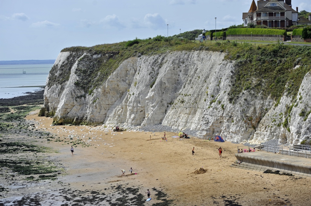 Dumpton Gap, Broadstairs. Thanet Tourism