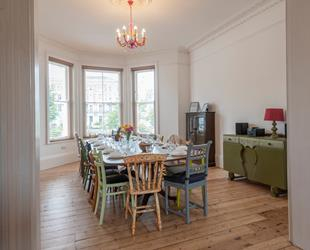 Magical Margate Dining Room