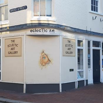 The Eclectic Art Gallery