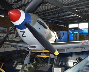 Spitfire and Hurricane Museum
